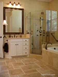 Bathroom Contractors Plano Tx